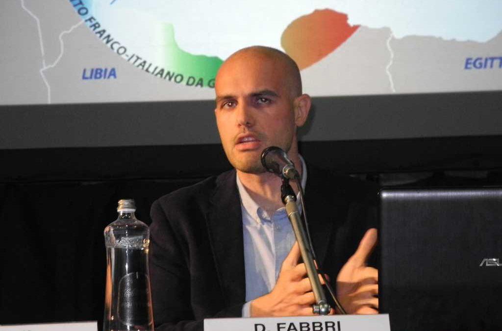 Dario Fabbri in podcast: «Il declino dell'Italia? Un'opportunità geopolitica»
