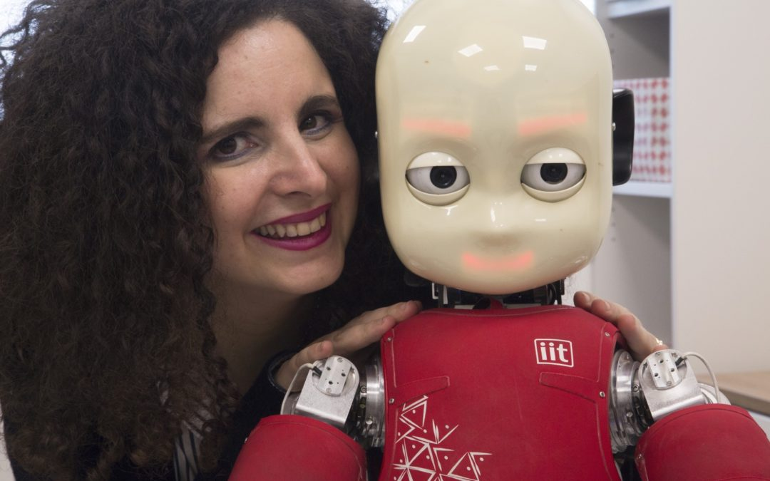 Alessandra Sciutti (IIT): «Studio i robot per scoprire i segreti del comportamento umano»