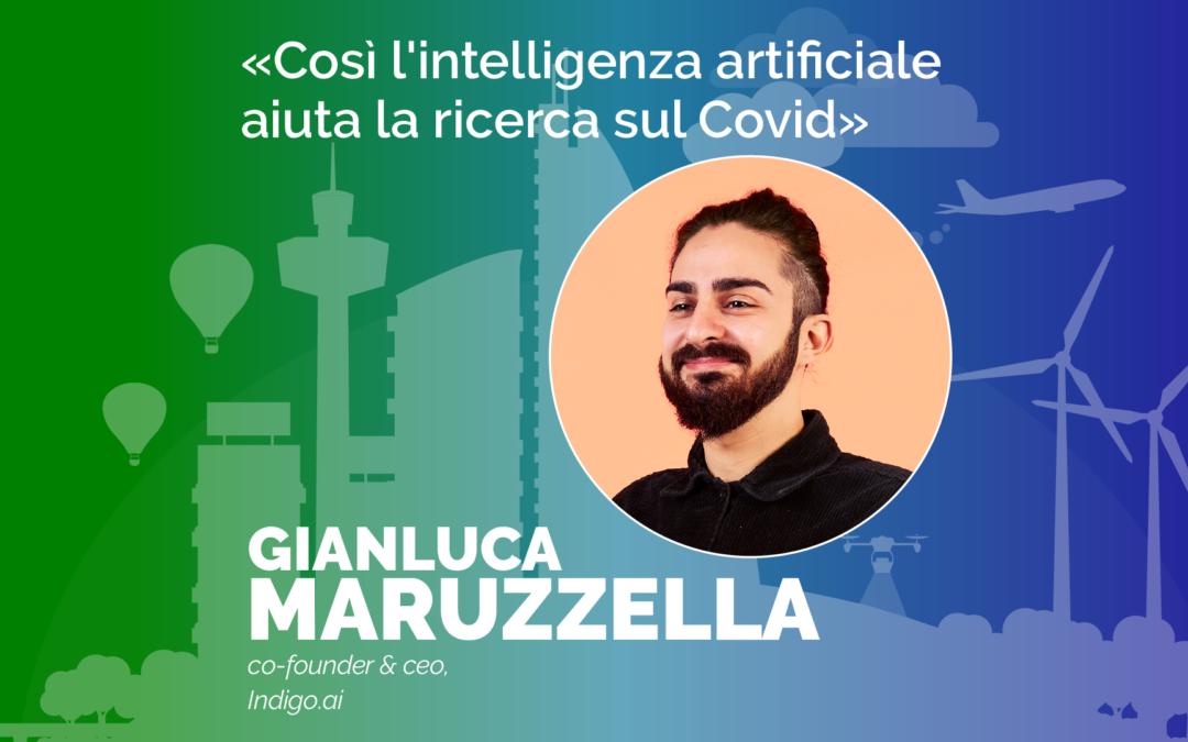 Gianluca Maruzzella (Indigo.ai): «Così l'intelligenza artificiale aiuta la ricerca sul Covid»