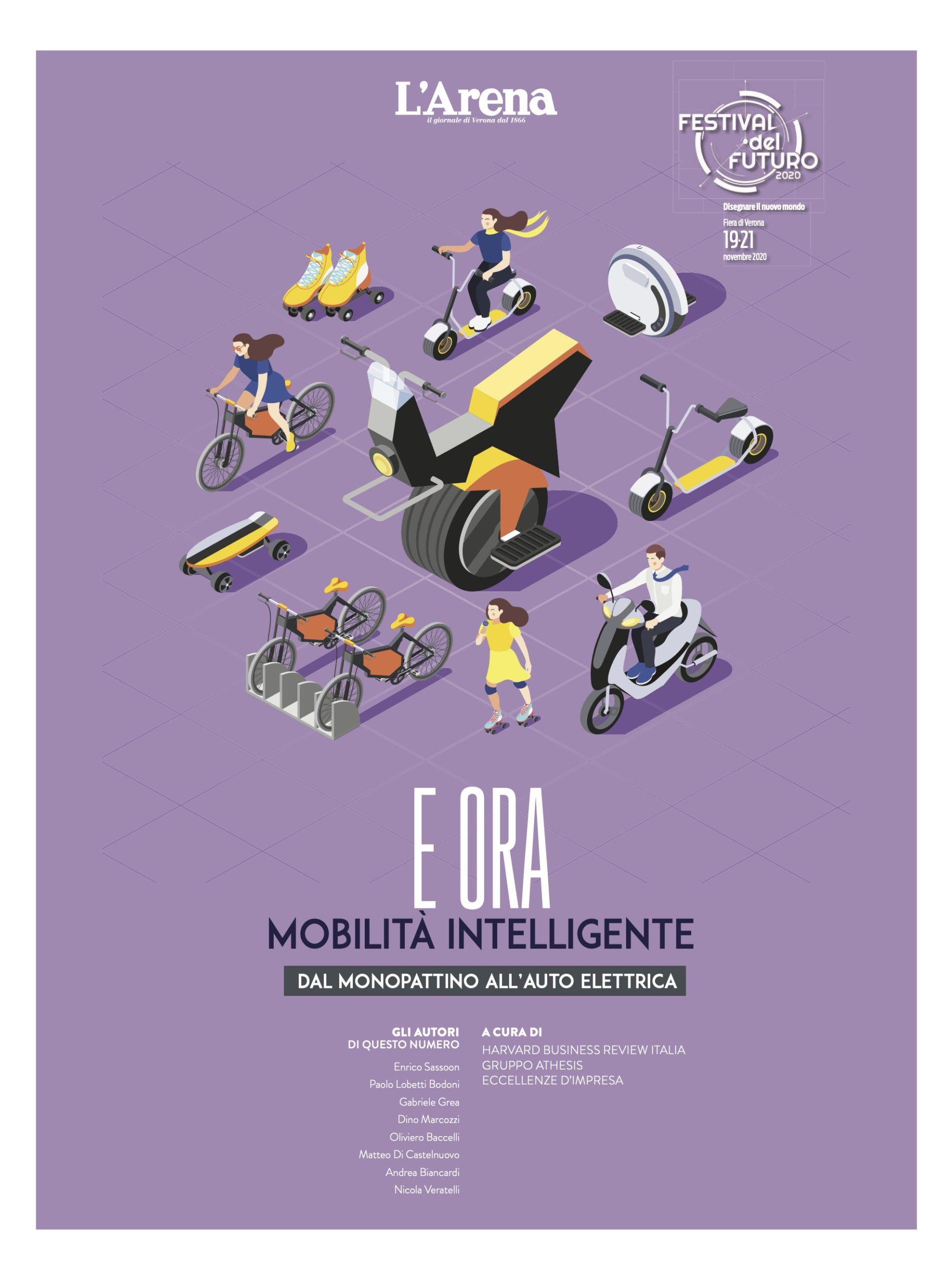 Speciale Festival del Futuro: E ora mobilità intelligente