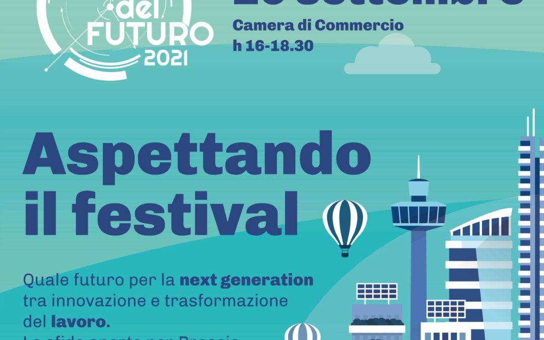 Aspettando il Festival: il 29 settembre appuntamento a Brescia e in streaming