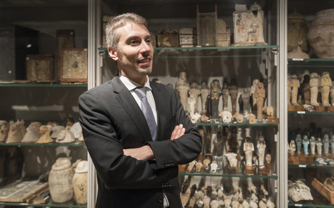 «Il futuro dei musei? On-site e online». Intervista a Christian Greco, direttore del Museo Egizio di Torino
