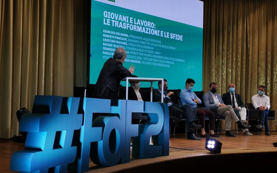 Aspettando il Festival: raccontare il futuro e le sue opportunità per i giovani