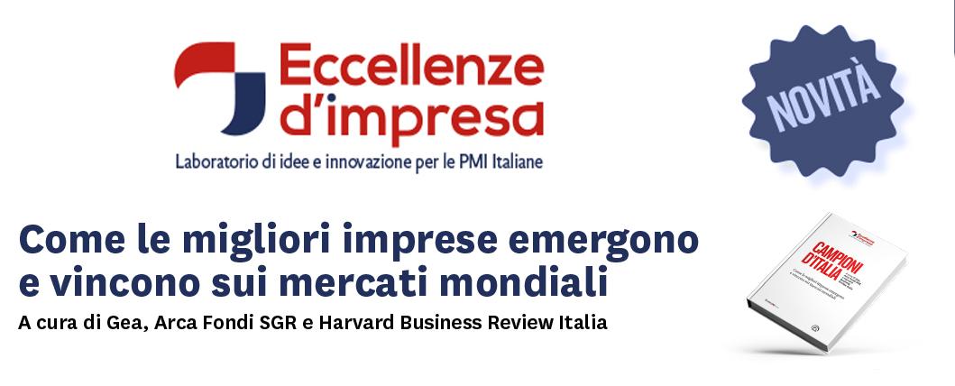 Premio Eccellenze d'impresa 2020